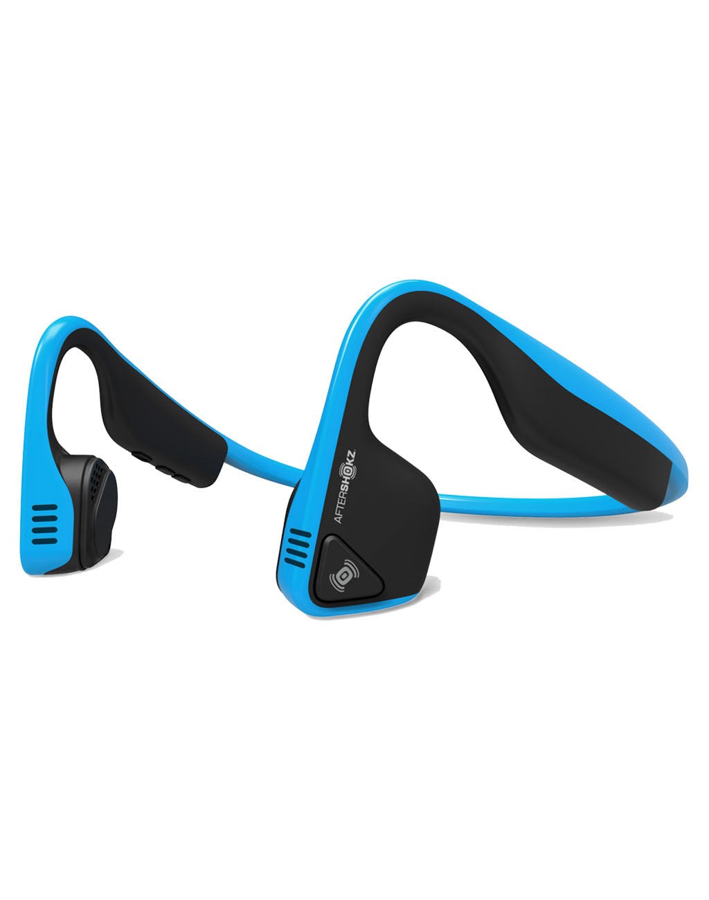 AfterShokz Trekz Titanium Wireless Bluetooth Bone Conduction HeadphonesOcean Blue_master_image