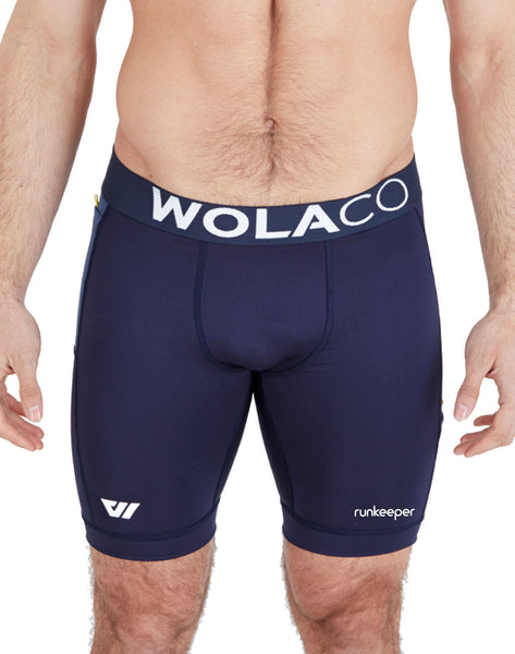 Wolaco North Moore Compression Shorts 9in (feat. Runkeeper)_main_image