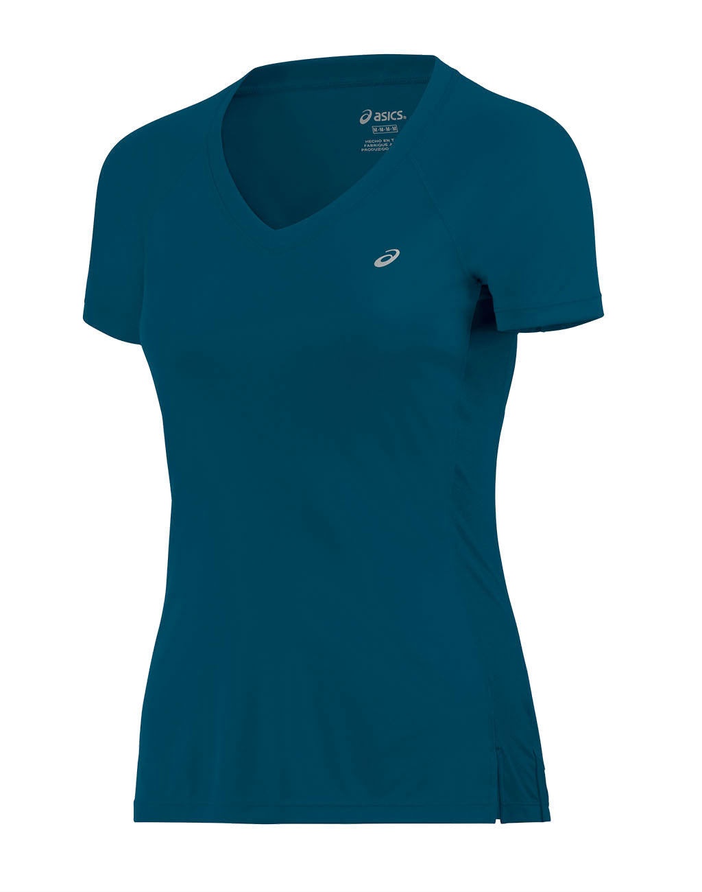 ASICS ASX Dry Short Sleeve Top (Women's)Teal_master_image