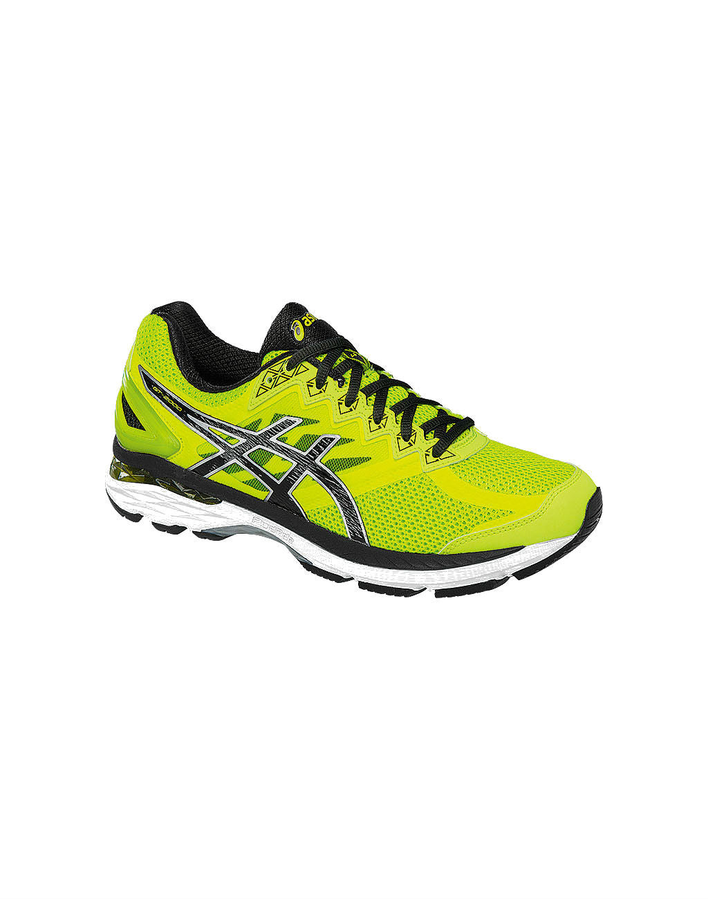 ASICS GT-2000 4 (Men's)Safety Yellow/Onyx/Carbon_master_image