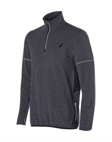 ASICS Lightweight Fleece 1/2 Zip - Men's