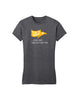 Runkeeper 13.1 Ask Me about My PR (Women's)Heather Charcoal_alt_1