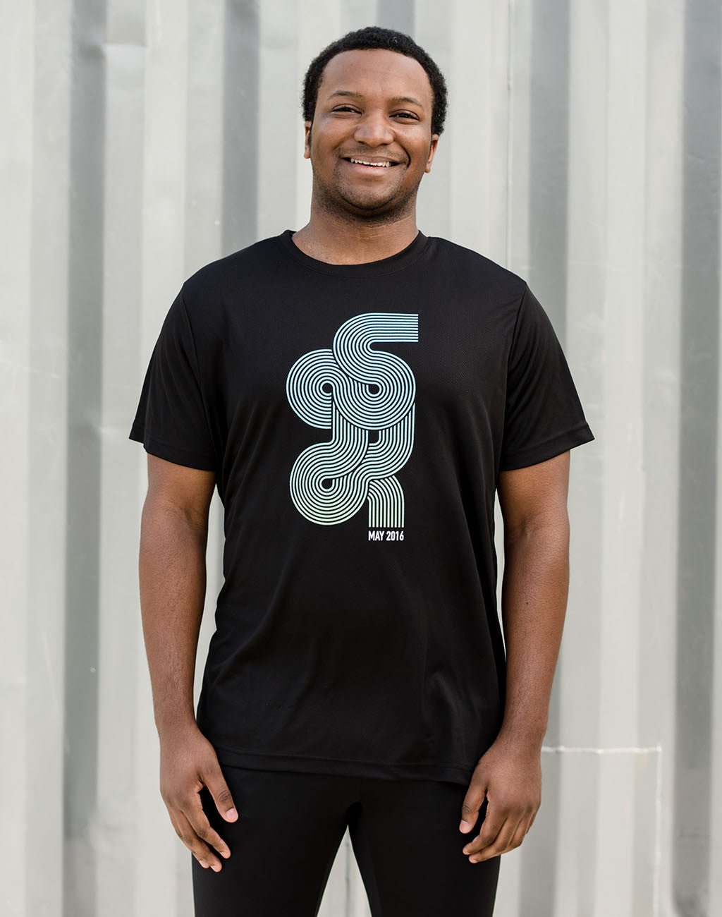 Global 5K - Men's 'G5K' Performance Tee