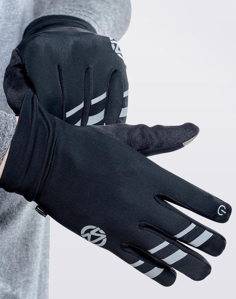 Unisex Zensah Smart Running Gloves