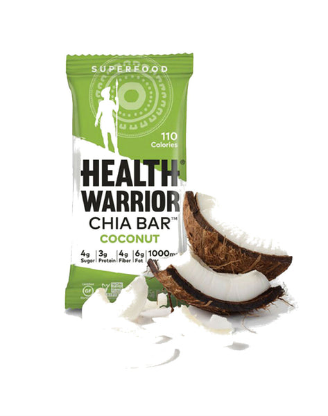 Health Warrior Chia Bars (15ct box)