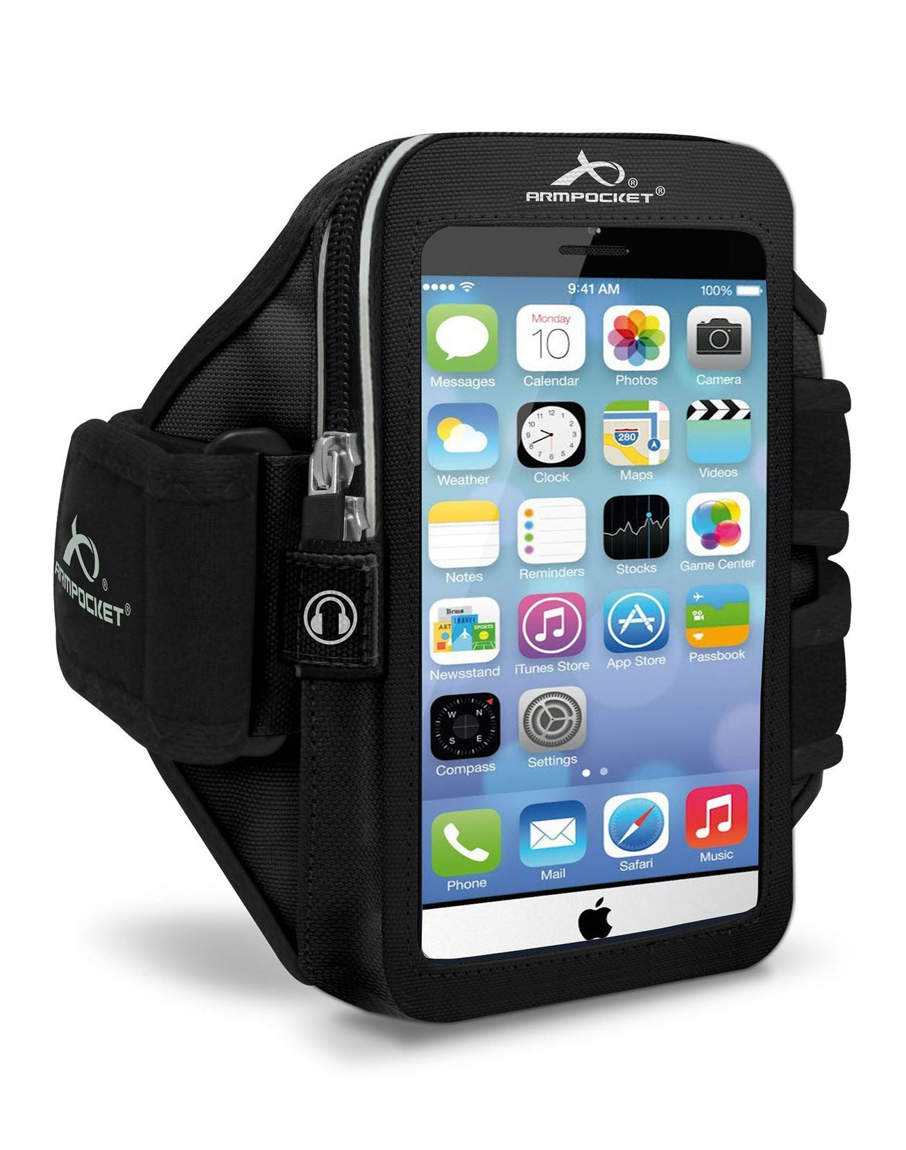 Armpocket Ultra i-35Black_master_image
