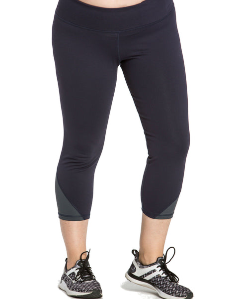 Lola Getts Skinny Block Capri