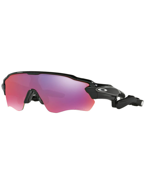 Oakley Radar Pace Polished Black Sunglasses_main_image