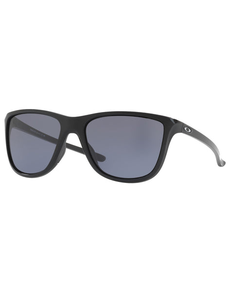 Oakley Reverie Polished Black Sunglasses_main_image