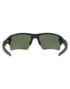 Oakley Flak 2.0 XL Prizm Matte Black Sunglasses (Men's)Matte Black_alt_4