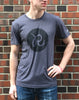 Runkeeper Signature Tee (Men's)Charcoal Heather_alt_3