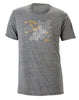 Runkeeper Boston is for Runners Tee (Men's)Heather Grey_alt_1