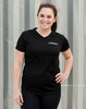 Runkeeper Women's - Tech TeeBlack_alt_1