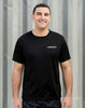 Runkeeper Men's - Tech TeeBlack_alt_1