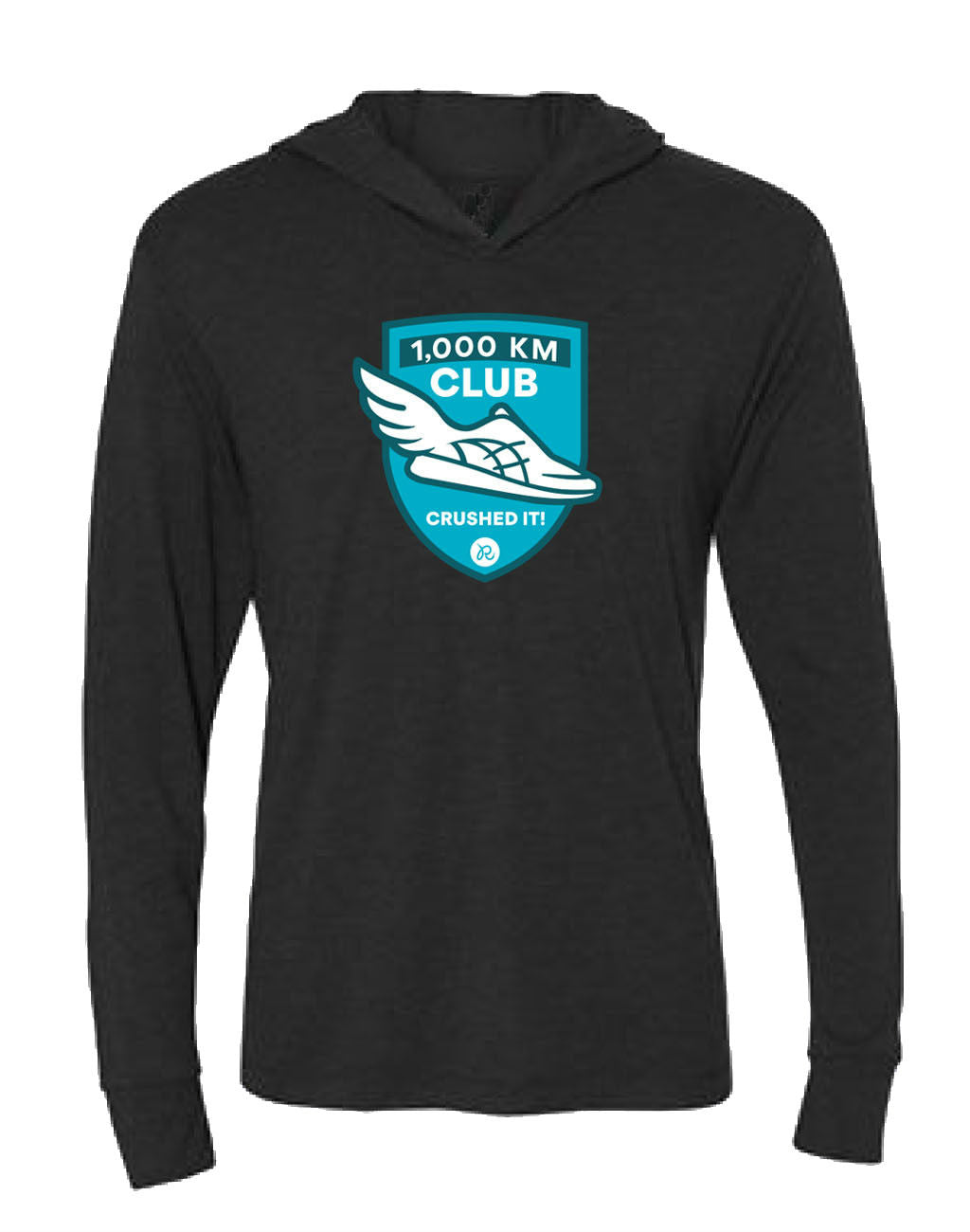 Runkeeper 1,000 KM Club Long Sleeve Tee