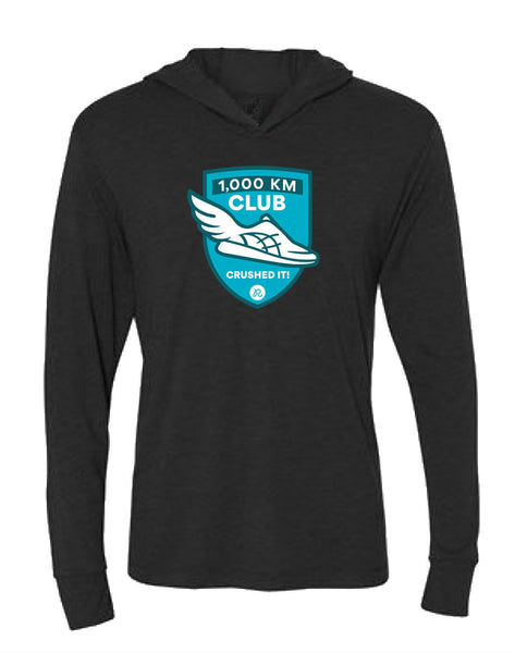 Runkeeper 1,000 KM Club Long Sleeve Tee_main_image