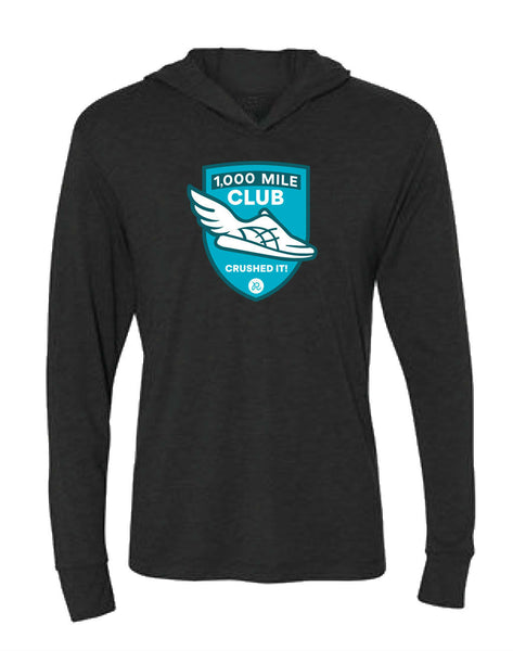 Runkeeper 1,000 Mile Club Long Sleeve Tee