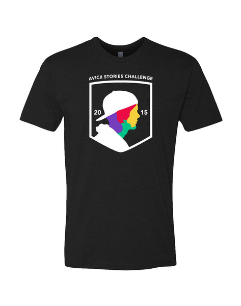Men's/Unisex Avicii Stories Challenge T-shirt_main_image