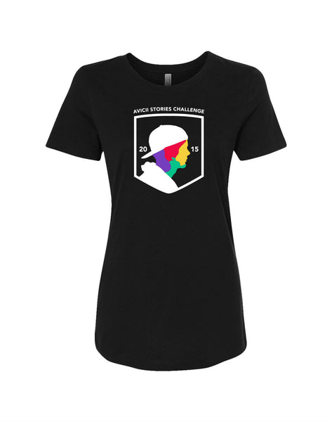 Women's Avicii Stories Challenge T-shirt_main_image
