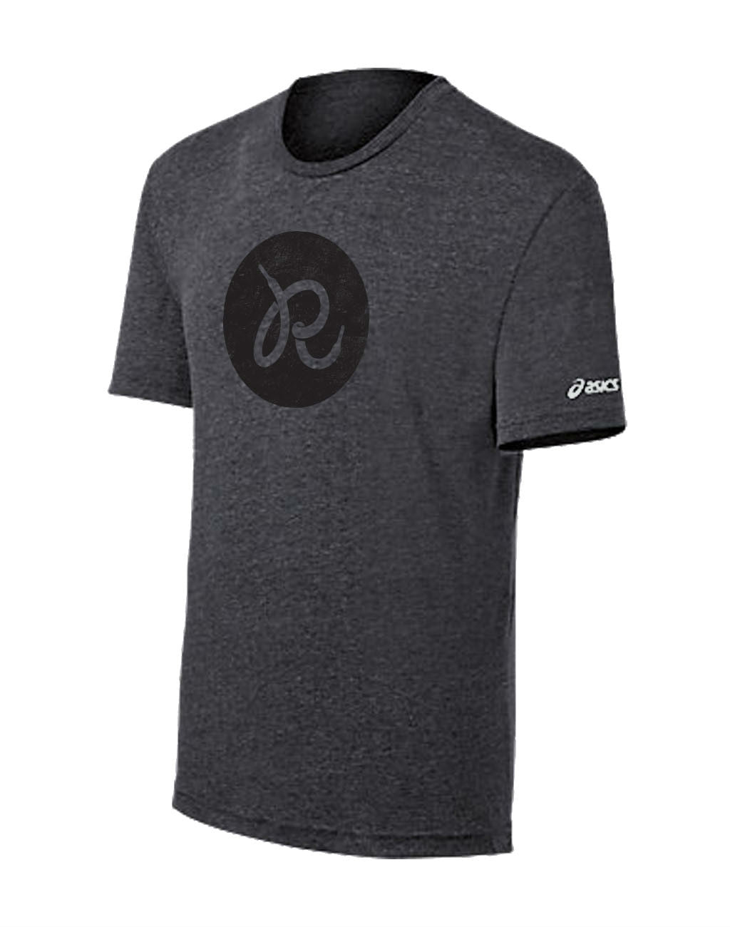 Runkeeper Signature Tee (Women's)Charcoal Heather_master_image