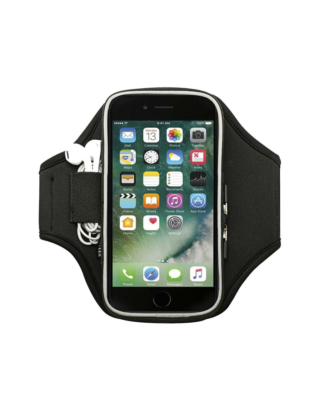 Velocity V7 Armband (iPhone 7 Plus, 6S & 6 Plus, Galaxy Note 7)Black_master_image