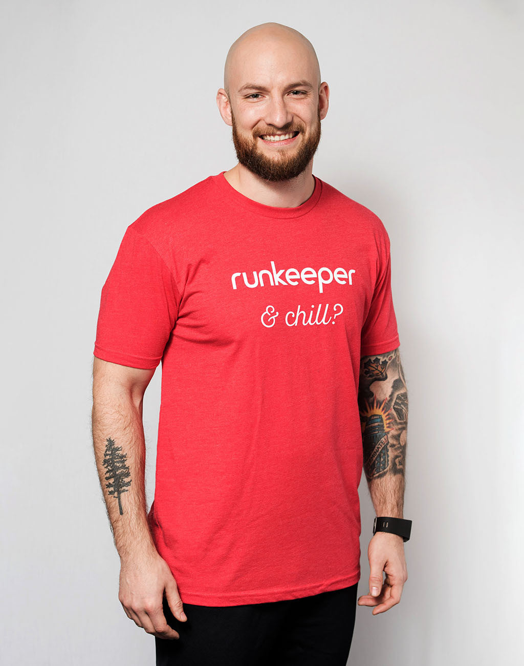Men's - 'Runkeeper & Chill'