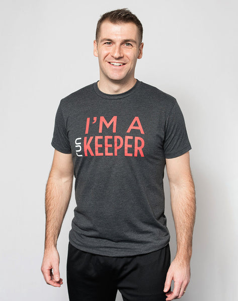 Men's - 'I'm a (Run)keeper'_main_image