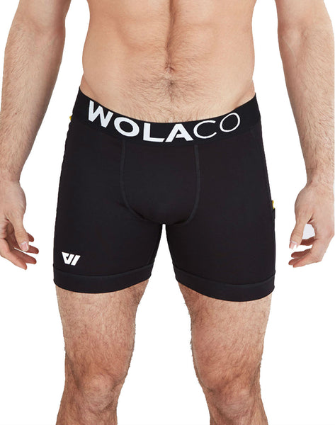 Wolaco North Moore Compression Shorts 6in