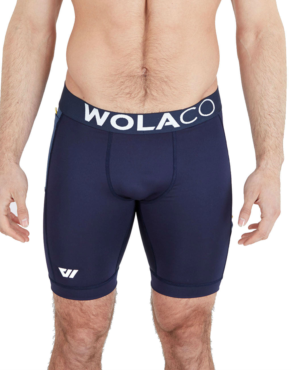 Wolaco North Moore Compression Shorts 9inNavy_master_image