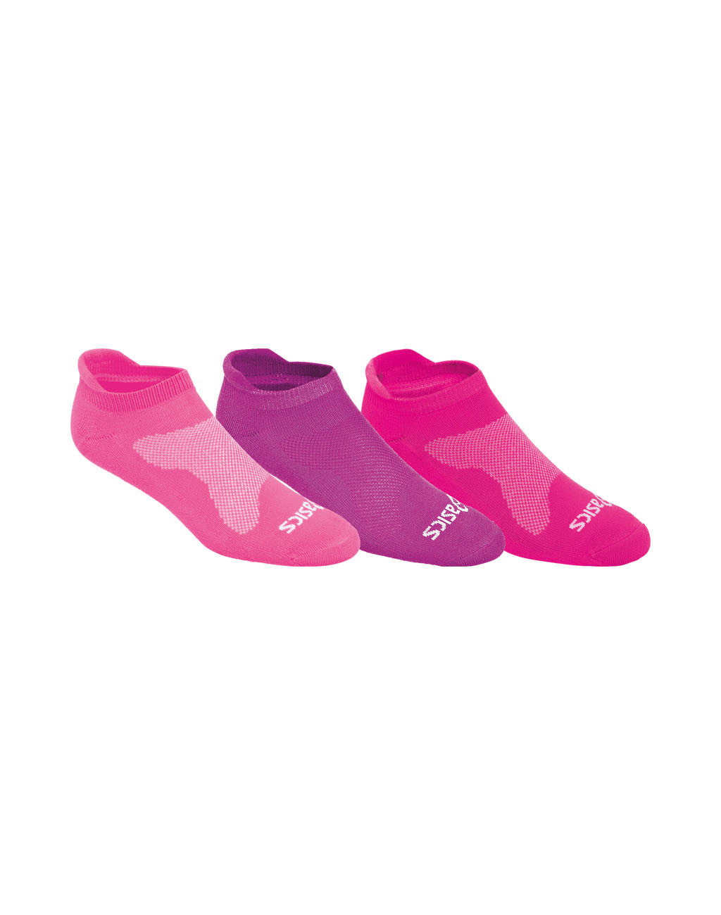 ASICS Cushion Low Cut (3 Pack) (Women's)S_master_image