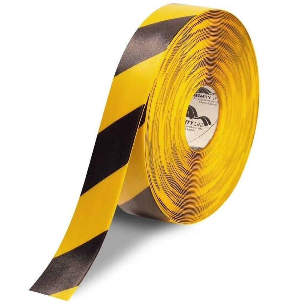 Charming Mighty Line Safety Floor Tape Diagonal
