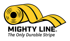Mighty Line floor tape logo