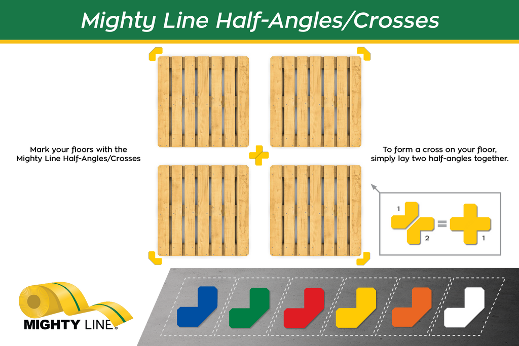 Mighty Line Half Angles / Crosses