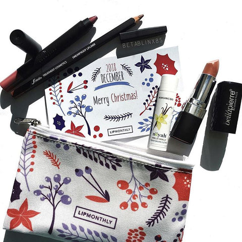 Lip Monthly December bag