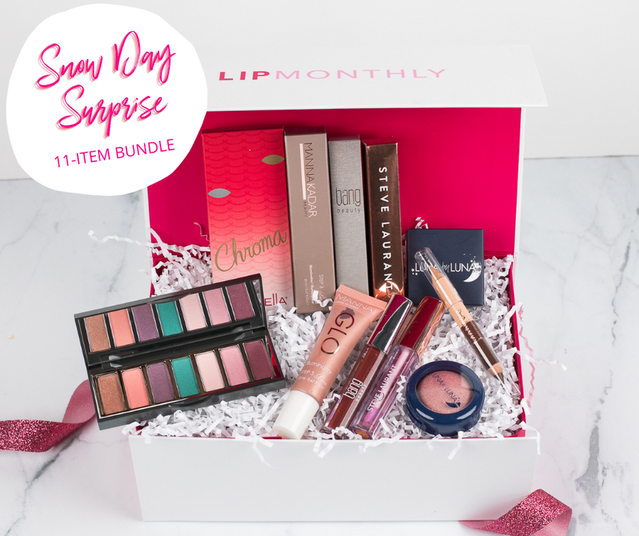 Snow Day Surprise 11-Item Bundle