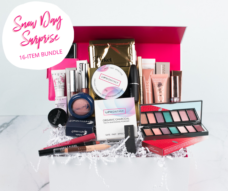 Snow Day Surprise 16-Item Bundle