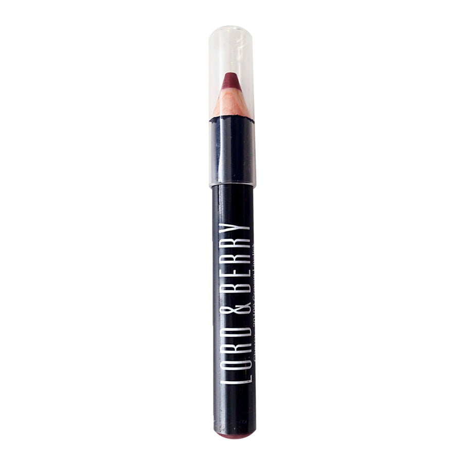 Lord & Berry - 20100 Maximatte Lip Crayon - Black Red Vogue