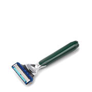 Morris Park Collection 5 Blade Razor -  British Racing Green