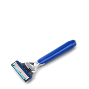 Morris Park Collection 5 Blade Razor -  Royal Blue