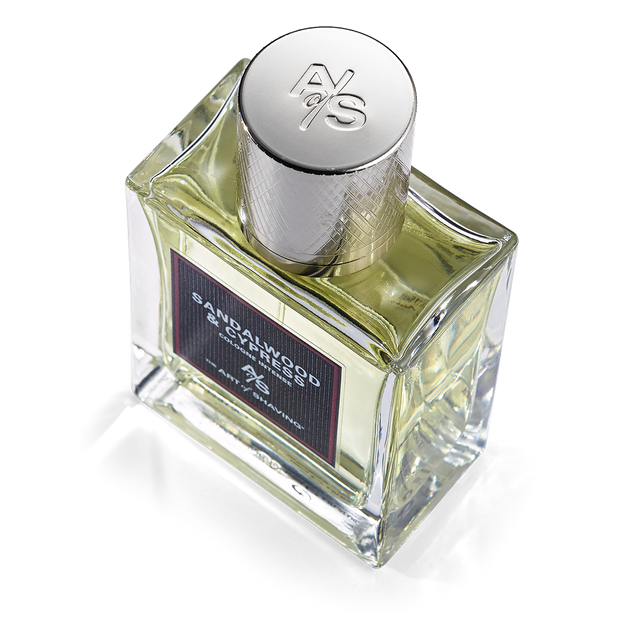 Sandalwood & Cypress Cologne 100mL