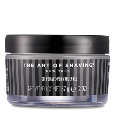 The Art of Shaving Gel Pomade Hair Styling Product 57 g