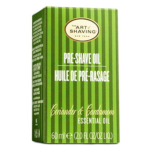 Coriander and Cardamom Pre-Shave Oil 60 mL