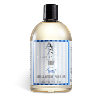 The Art of Shaving Lavender Body Wash 480 mL