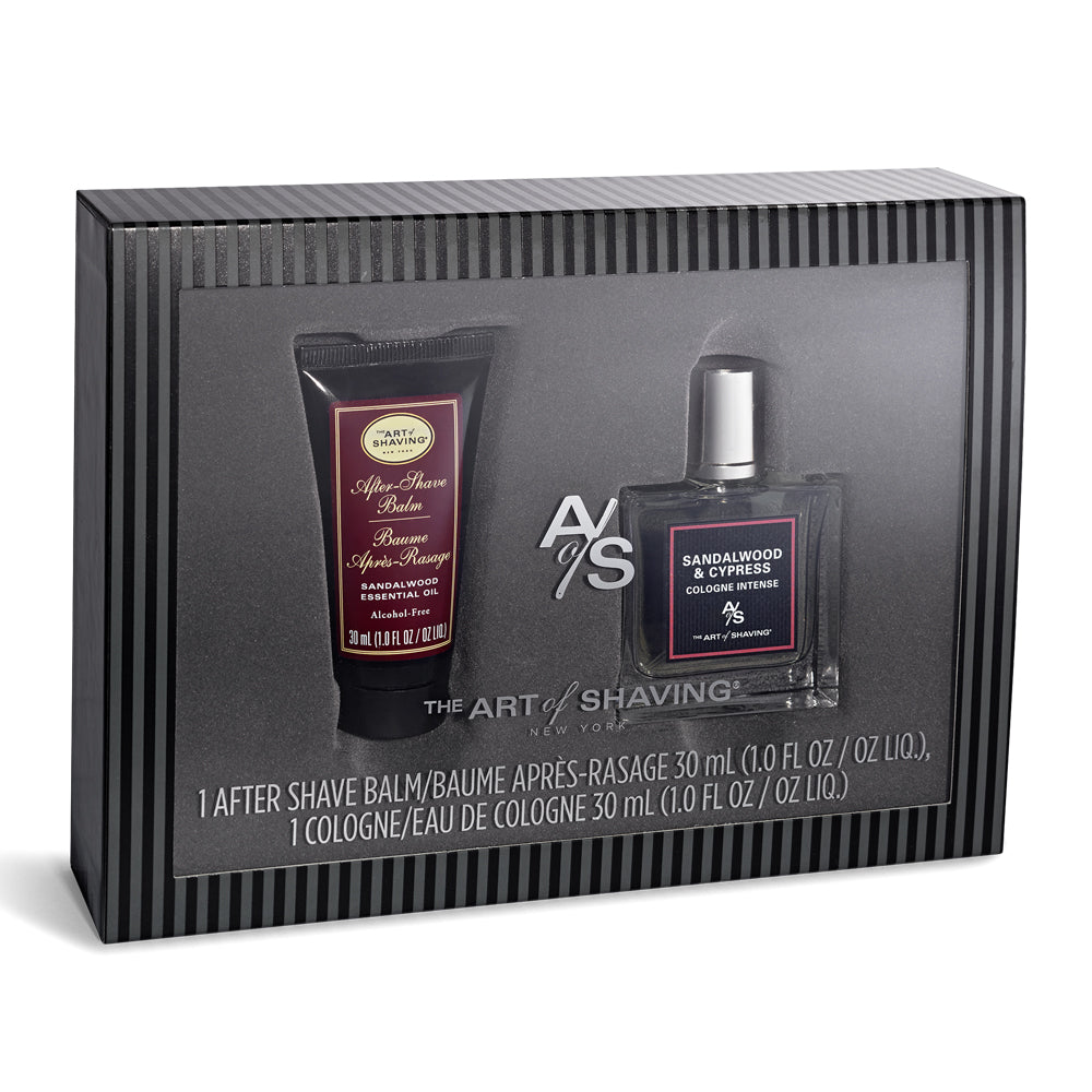 Holiday Set Sandalwood 30ml & 1oz After Shave Balm