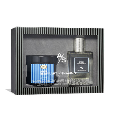 The Art of Shaving Lavender Aroma Gift Set