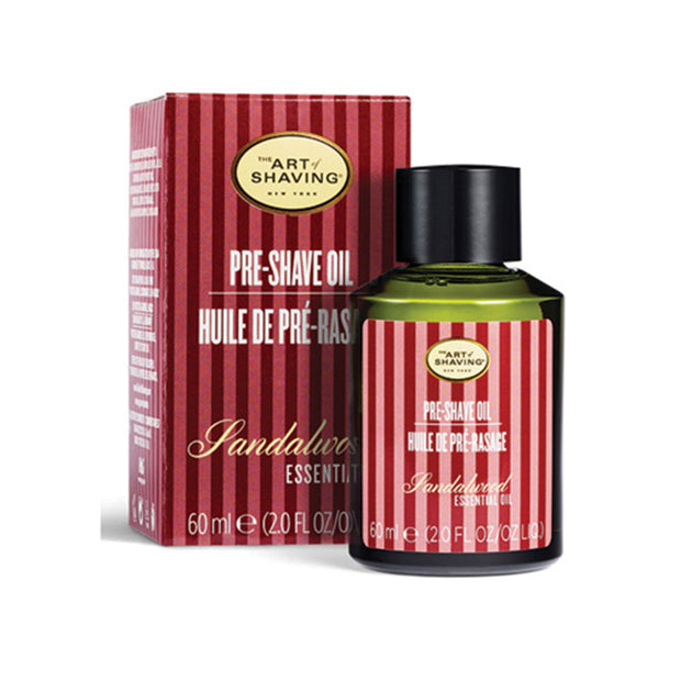 Sandalwood Pre-Shave Oil 60 mL