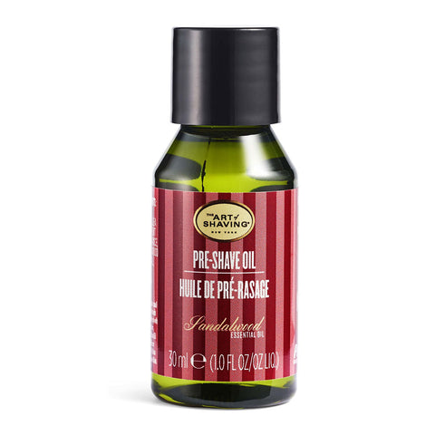 Sandalwood Pre-Shave Oil 30 mL