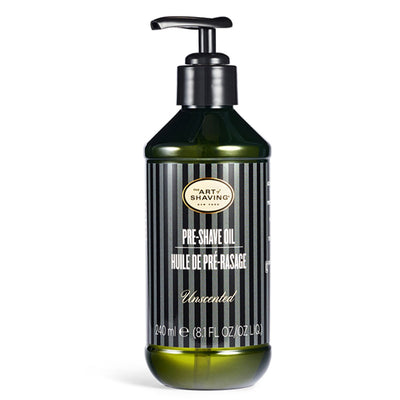 Unscented Pre-Shave Oil 240 mL