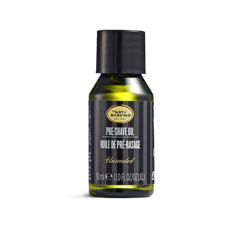 Unscented Pre-Shave Oil 30 mL