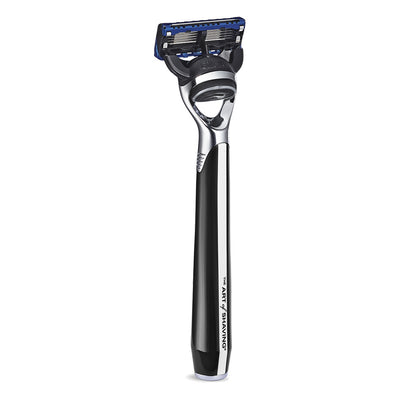 The Art of Shaving Morris Park Collection 5 Blade Razor - Jet Black